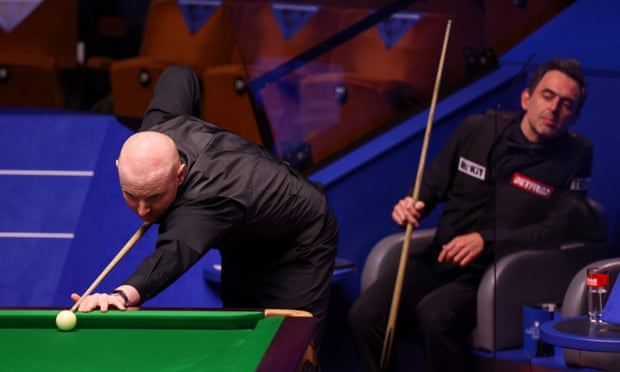 Anthony McGill dumps Ronnie O'Sullivan out of world championship